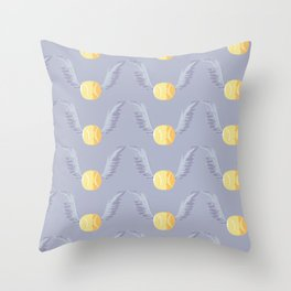 Magical wings  Throw Pillow