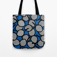 tennis Tote Bags featuring Tennis by joanfriends