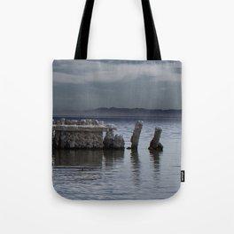 Pillars of Salt Tote Bag