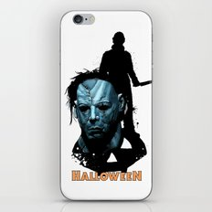Halloween : Monster Madness Series iPhone & iPod Skin