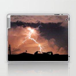 Mister Lightning Laptop & iPad Skin