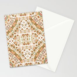 Namda Inspired Hand Embroidery Look Stationery Cards