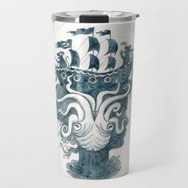 blue empress Travel Mug