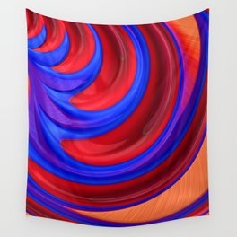 Beautiful Abstract Art by Raphael Terra Wall Tapestry