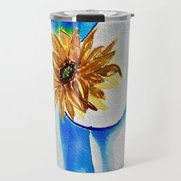 Floral Femme Travel Mug