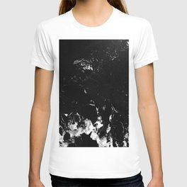 Black Marble #8 #decor #art #society6 T-shirt