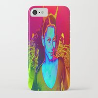 witchcraft iPhone & iPod Cases featuring Witchcraft by ICARUSISMART