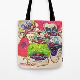 Killer Klown Gang Tote Bag
