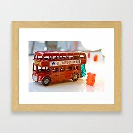 See London Framed Art Print