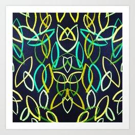 Fractale #7 Art Print