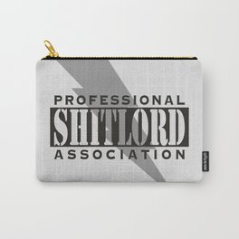 Professional Shitlord Association Carry-All Pouch