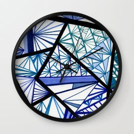 Tri as You Might Wall Clock