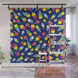 Ice Candy Wall Mural