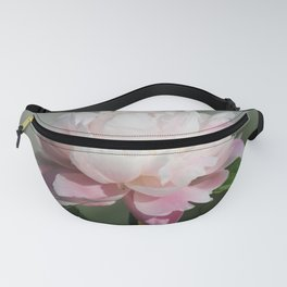 Pink Peony No.2 Fanny Pack