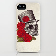 Dead Gentleman iPhone (5, 5s) Slim Case