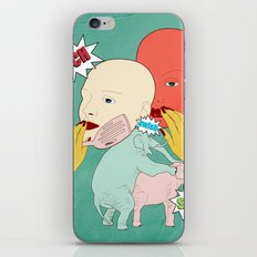 Ouch iPhone & iPod Skin