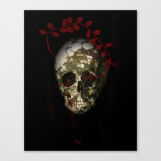 skull#01 Canvas Print