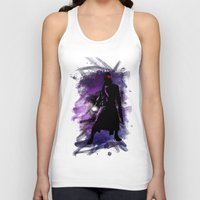 starlord Tank Tops featuring Guardian of the Galaxy by Stephen Murdoch Design & Photography