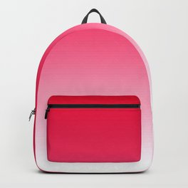 Red Light Ombre Backpack