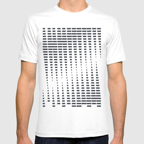 2012 Moon Phases T-shirt