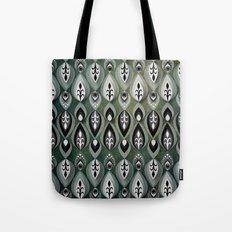 Pierrot II/Memoir Pattern Tote Bag