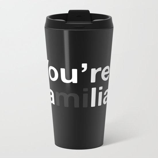 Liar Metal Travel Mug