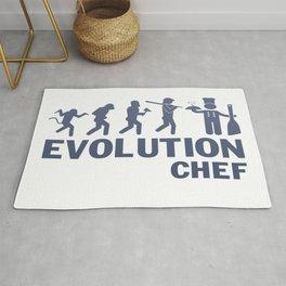 Evolution - Chef Rug