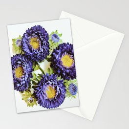 Matsumoto Asters Stationery Cards
