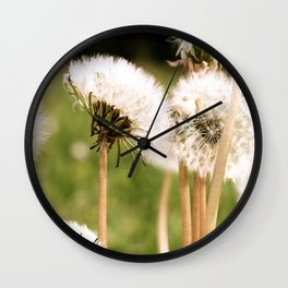 Lion's Den Wall Clock