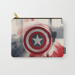 American Abstraction Carry-All Pouch