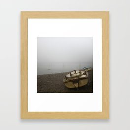 Take you anywhere Framed Art Print