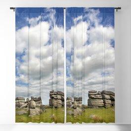 Dartmoor Tor Blackout Curtain