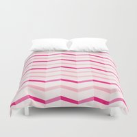 trip Duvet Covers featuring Trip by Jessicah Halliday
