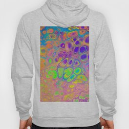 Psychedelic Cells Hoody