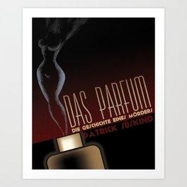 CASSANDRE SPIRIT - Perfume Art Print