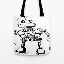 """""""Baby-IRONGIANT"""" Tote Bag"""