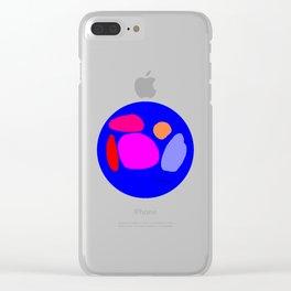 0-u9h80ybg Clear iPhone Case
