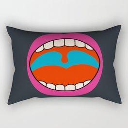 Loudmouth Rectangular Pillow