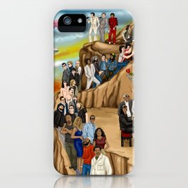 Musicians iPhone Case