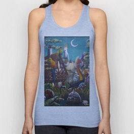 Magical Swamps Unisex Tank Top