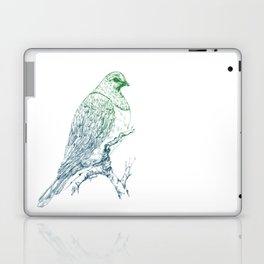Mr Kereru, New Zealand wood pigeon Laptop & iPad Skin