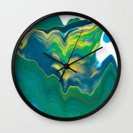 Messages Wall Clock