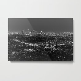 LA Lights No. 2 Metal Print