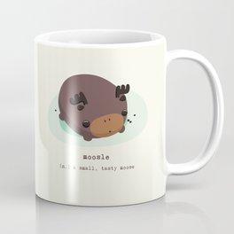 Chocolate Moosle Coffee Mug