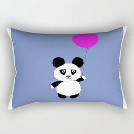 Sweet Baby Panda Rectangular Pillow