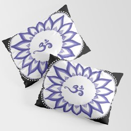 Ohm Flower Pillow Sham