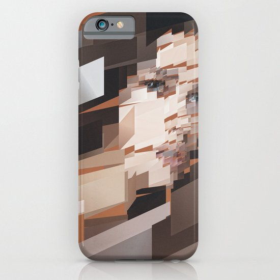 My Girl is Anarchy-tect iPhone & iPod Case