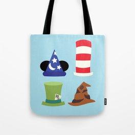 Magic in a Hat Tote Bag