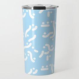 Curvers/ lines/ runners Travel Mug