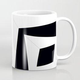 Squished Squares Coffee Mug